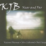 1Bert Seager This is the third CD of the KJB band.  All three musicians share a similar feeling for groove and dynamics and their time together shows in their intuitive musical rapport.